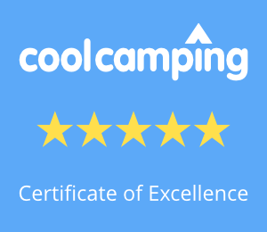 Cool Camping likes Ty Parke Farm Camping & Yurt Holidays