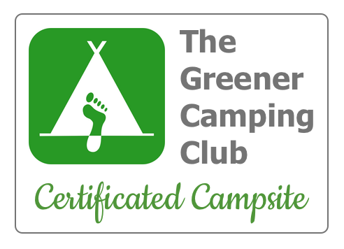 Greener Camping Club. Find out more.