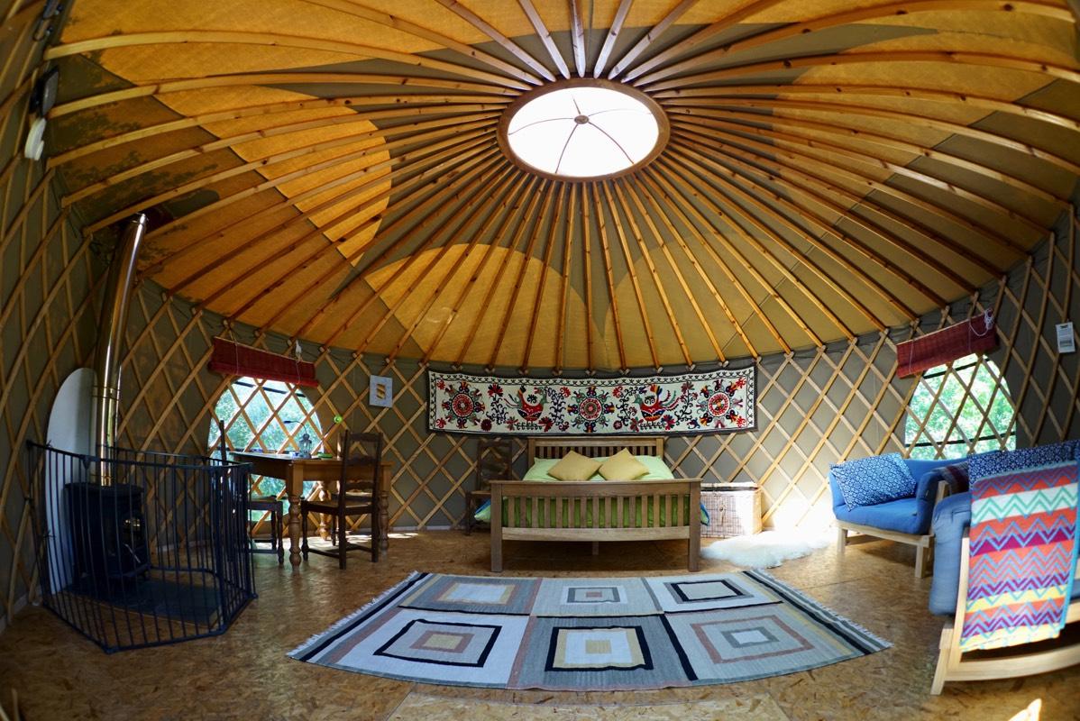 Family Yurt Holidays In Wales Romantic Yurt Glamping